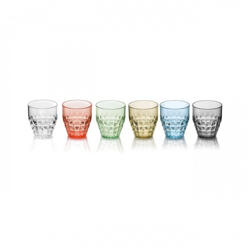 Set 6 bicchieri bassi Tiffany