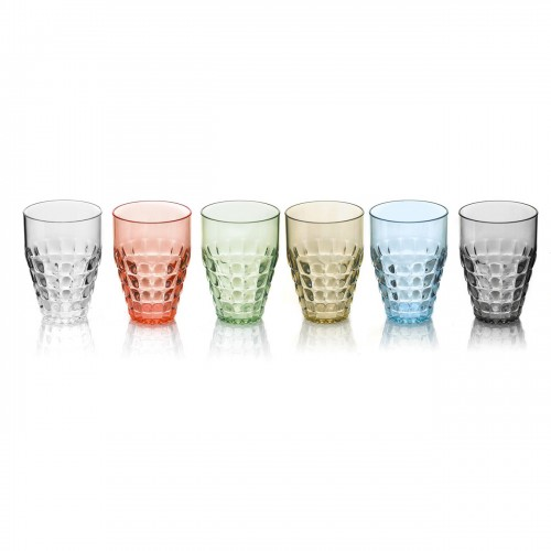 Set 6 bicchieri alti Tiffany