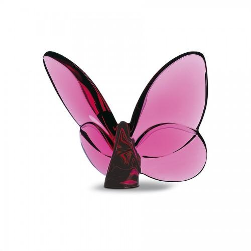 Papillon peonia, farfalla Baccarat