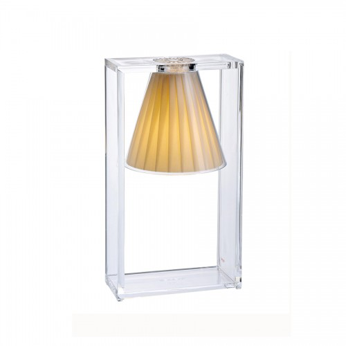 Light Air, lampada da tavolo Kartell