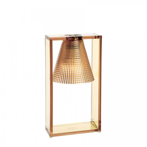 Light Air, lampada da tavolo sculturata Kartell