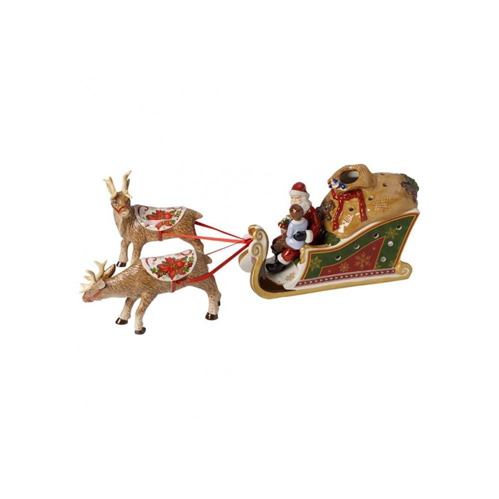 Regali Di Babbo Natale.Christmas Toys Slitta Regali Di Babbo Natale