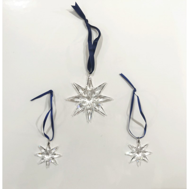 Regali Di Natale Swarovski.Decorazione Stella Di Natale Swarovski 2009