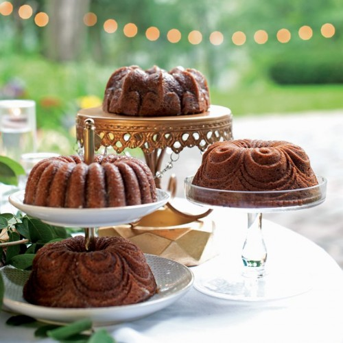 Stampo Quartetto Bundt