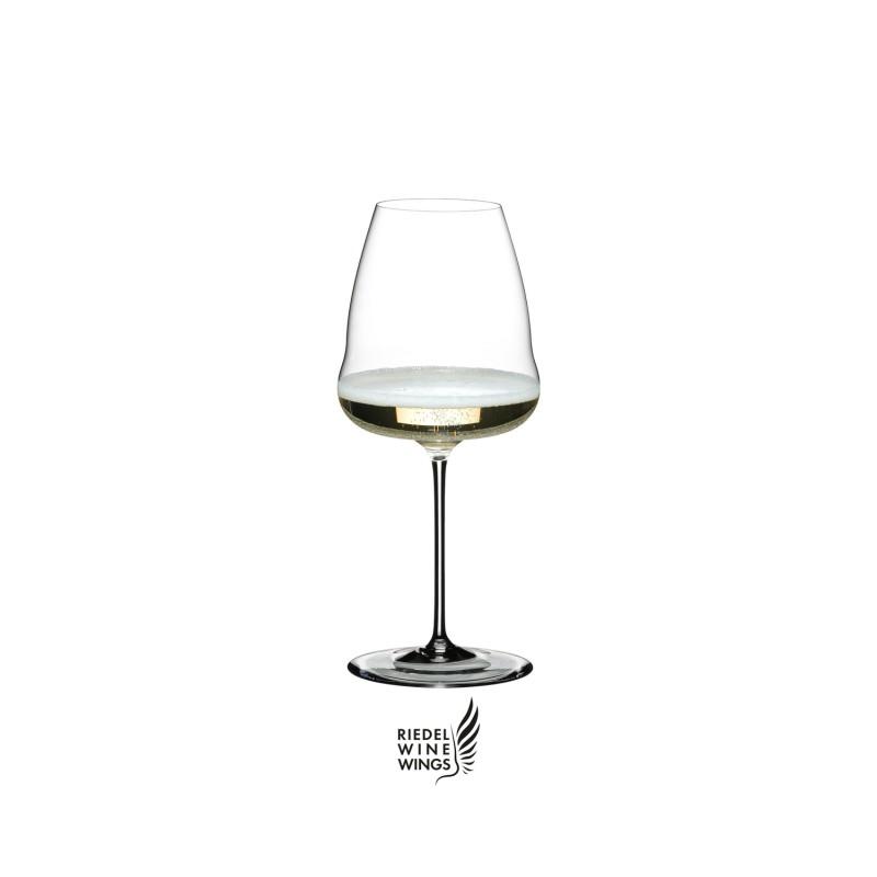RIEDEL WINEWINGS CHAMPAGNE WINE