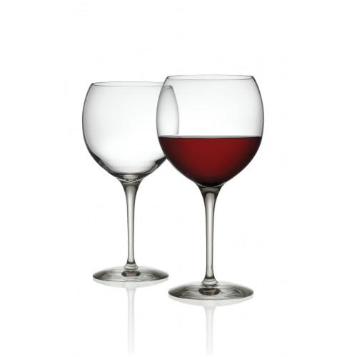 Mami XL, set due calici da vino rosso